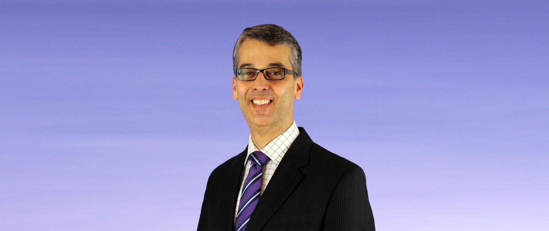 Photo of Rolando Gächter, IPA Director, Middle East Development