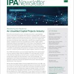 Image of the cover of the March 2020 issue of the IPA Newsletter.
