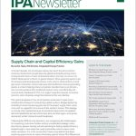 IPA Newsletter March 2021 issue cover image.